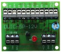 DUIC-5P Digital Input Card